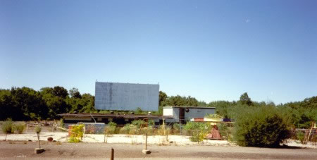 Nyack Drive In Theatre Was Located In Blauvelt New York